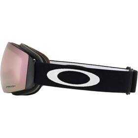 Oakley Flight Deck XM Lunettes de protection Femme, matte black/w prizm hi pink iridium